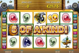Bonus Bears Mobile Slot Free Spins