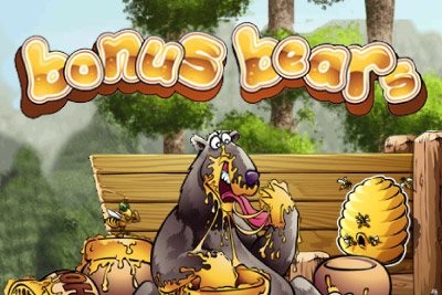 Bonus Bears Mobile Slot Logo