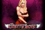 Cherry Love Mobile Slot Logo