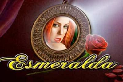Esmeralda Mobile Slot Logo