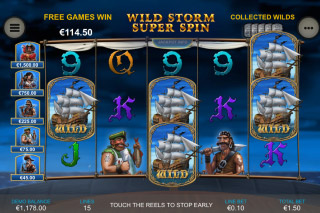 Fortunate 5 Mobile Slot Free Spins