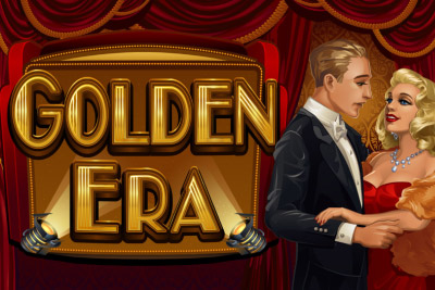 Golden Era Mobile Slot Logo
