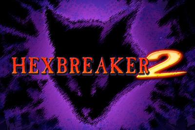 Hexbreaker 2 Mobile Slot Logo