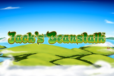 Jacks Beanstalk Mobile Slot Logo