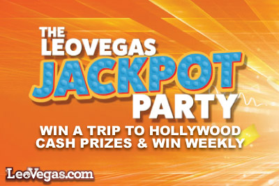 Join In The Jackpot Party At Leo Vegas Mobile Casino