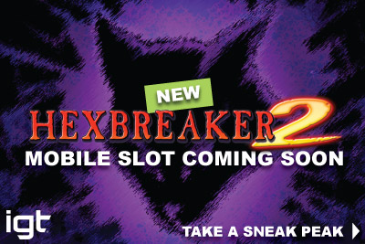 New IGT Hexbreaker 2 Mobile Slot Coming Soon