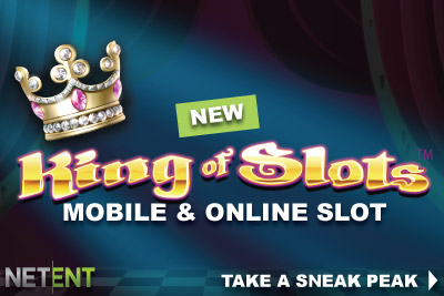 New NetEnt Touch Slot Coming in November 2015