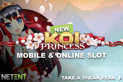 New NetEnt Touch & Online Slot Sneak Peak