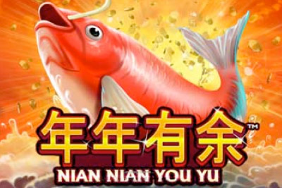 Nian Nian You Yu Mobile Slot Logo