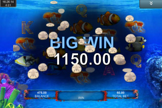 Pacific Paradise Mobile Slot Big Win
