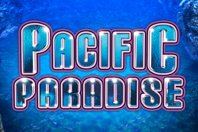 Pacific Paradise Mobile Slot Logo