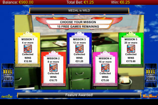 Red Baron Mobile Slot Free Spins Select