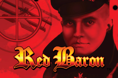 Red Baron Mobile Slot Logo