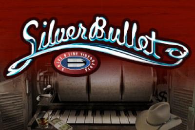 Silver Bullet Mobile Slot Logo