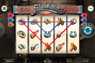 Silver Bullet Mobile Slot Wins