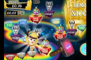 Viking Storm Mobile Slot Bonus Game