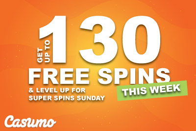 Get Up To 130 NetEnt Free Spins Extra & More This Week
