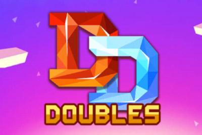 Doubles Mobile Slot Logo