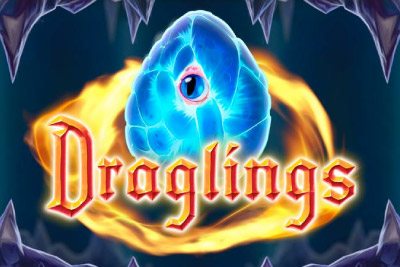 Draglings Mobile Slot Logo