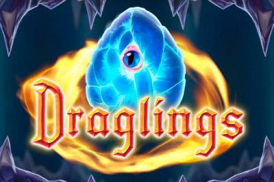 Draglings Mobile Slot Logo