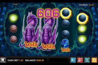 Draglings Mobile Slot Wilds