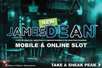 New Online & Mobile Slot Coming This November