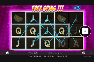 King Of Slots Mobile Slot Free Spins