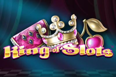 King Of Slots Mobile Slot Logo
