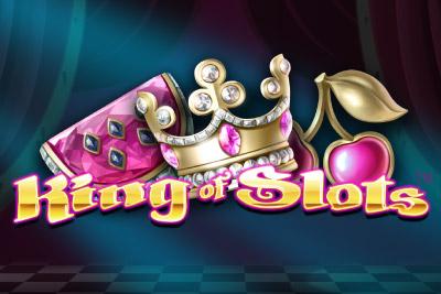 King Of Slots Mobile Slot Logo