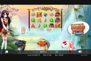 Koi Princess Mobile Slot Random Bonus