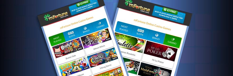 Mfortune Casino Reviews