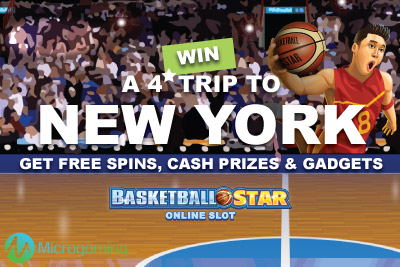 Win A Trip To The Big Apple & Get GUTS Casino Free Spins