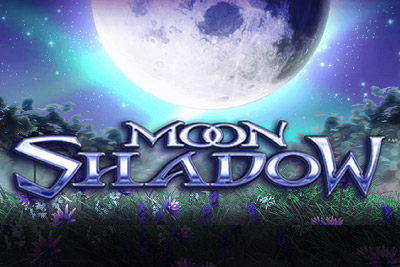 Moon Shadow Mobile Slot Logo