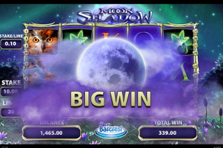 Moon Shadow Mobile Slot Big Win