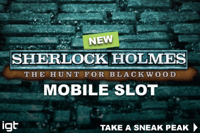 New Sherlock Holmes Mobile Slot Coming In November 2015