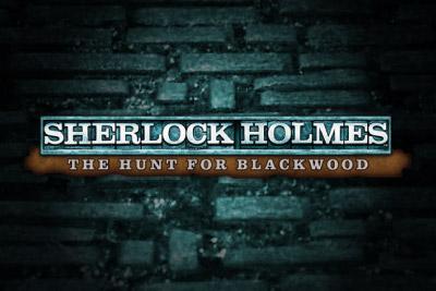 Sherlock Holmes Mobile Slot Logo