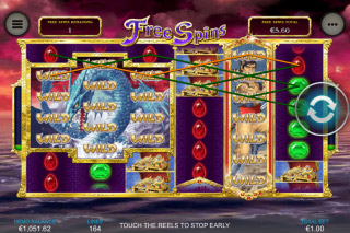 Sinbads Golden Voyage Mobile Slot Free Spins