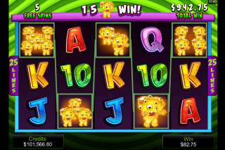 So Many Monsters Mobile Slot Free Spins