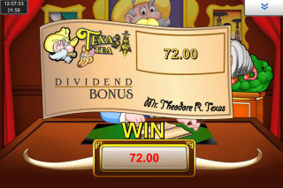 Texas Tea Mobile Slot Dividend Bonus