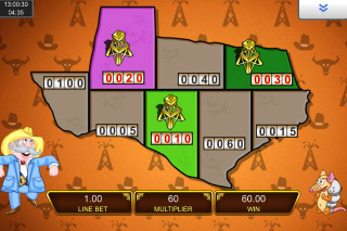 Texas Tea Mobile Slot Oil Bonus