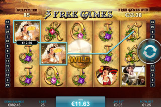 The Riches Of Don Quixote Mobile Slot Free Spins