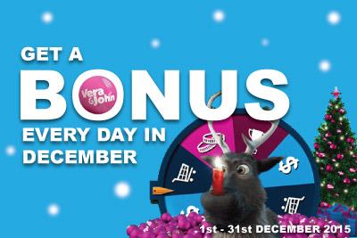 Grab Your Christmas Mobile Casino Bonuses