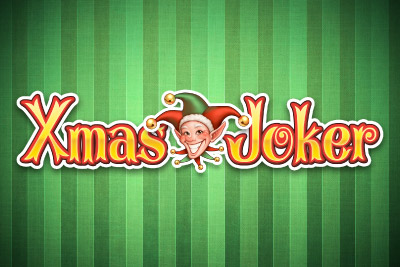 Xmas Joker Mobile Slot Logo