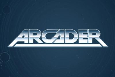 Arcader Mobile Slot Logo