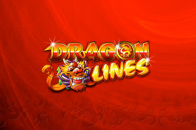 Dragon Lines Mobile Slot Logo