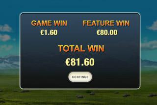 Jackpot Giant Mobile Slot Bonus Win