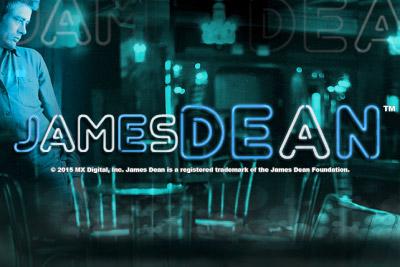 James Dean Mobile Slot Logo