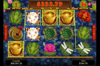 Lucky Koi Mobile Slot Free Spins