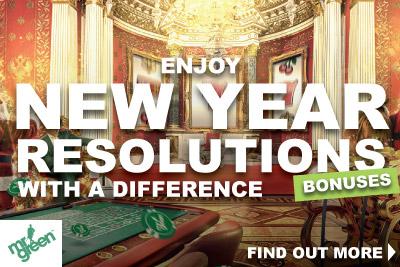 Enjoy Your New Year Resolution Bonuses