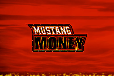 Mustang Money Mobile Slot Logo
